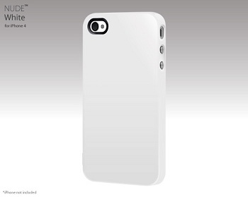 Cover SwitchEasy NUDE White per iPhone 4