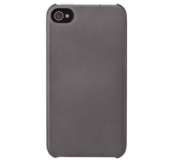 Incase Metallic (Steel) Snap Case per iPhone 4