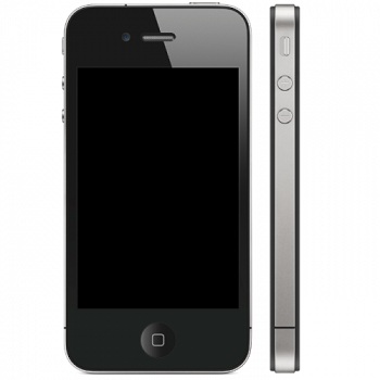 Apple iPhone 4 (Black)