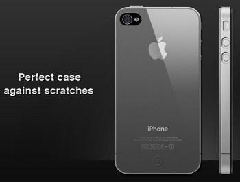 Desmay The Slight per iPhone 4S (versione Clear)