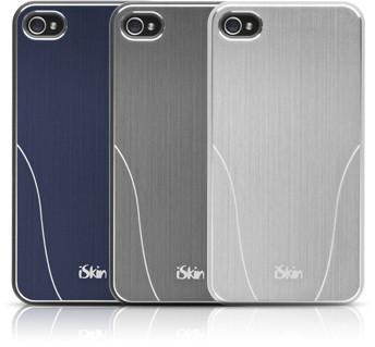 iSkin Aura per iPhone 4 e 4S