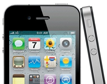 Apple iPhone 4 32GB Nero MC605IP/A