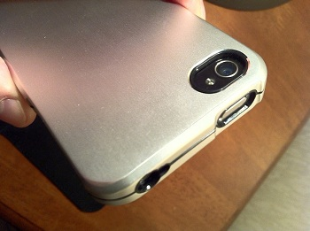Cover rigida serie Xqisit per iPhone 4S