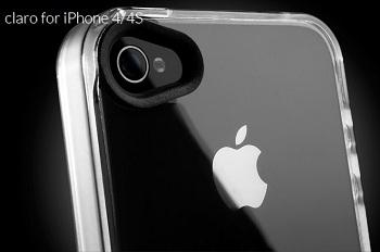 iSkin Claro (universale per iPhone 4S e iPhone 4)