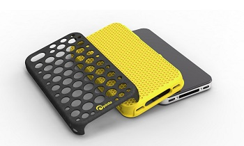 Pinlo HyBridue (Yellow) per iPhone 4S e iPhone 4