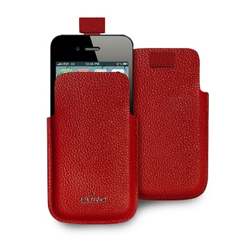 Puro Slim Essential (Red) per iPhone 4 e 4S