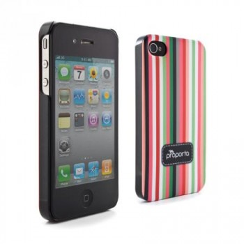 Proporta Candy Stripe per iPhone 4 e iPhone 4S