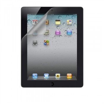 Belkin ScreenGuard Anti-Glare (Tru Clear) per iPad 3