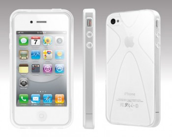 SwitchEasy Vulcan UltraClear per iPhone 4S e iPhone 4
