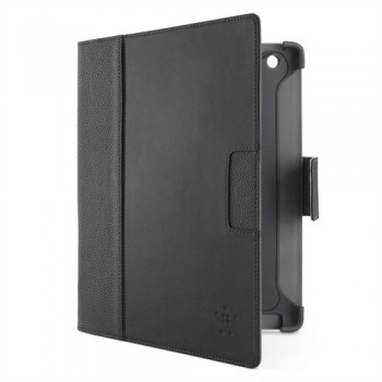 Belkin Cinema Leather Folio (Black) per iPad