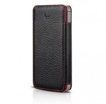 BeyzaCases The Pouch (Black) per iPhone 4 e iPhone 4S