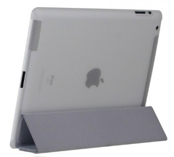 Incipio Smart Feather (Clear) per iPad 3rd gen
