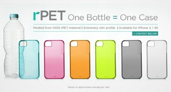 Case-Mate rPET Barely There per iPhone 4 e 4S