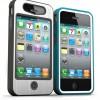 iSkin fuze e fuze SE per iPhone 4 e iPhone 4S