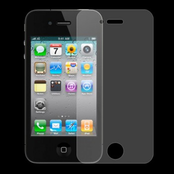 Pellicola Screen Protector per iPhone 4S e iPhone 4