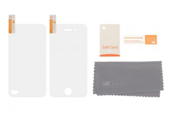 Kit pellicole gratuite fronte-retro per iPhone 4 e 4S