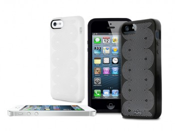Custodia Puro Silicon Cover per iPhone 5