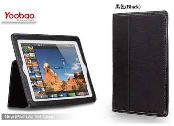YooBao Executive Leather Case per iPad 2, 3 e 4