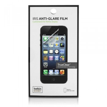 Belkin Iris Anti-Glare Film per iPhone 5