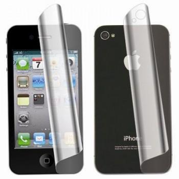 Wimitech Pellicola Fronte/Retro iPhone 4/4S