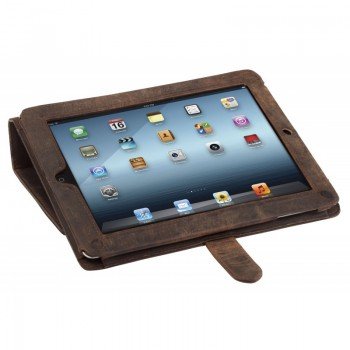 19twenty8 Leather Folio Case per iPad