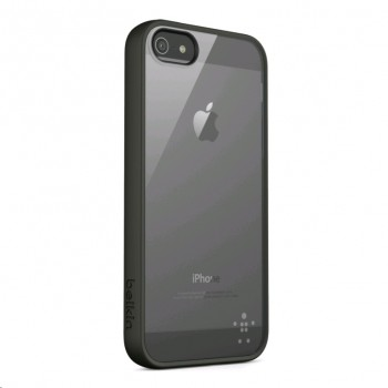 Belkin View Case (Clear/Blacktop) iPhone 5