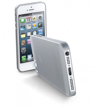 Cellular Line 035 (grigio) per iPhone 5