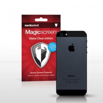MediaDevil MagicScreen Back Protector iPhone 5
