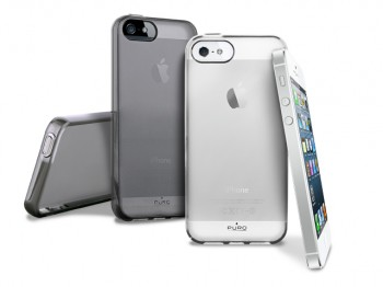 Puro Plasma Cover per iPhone 5