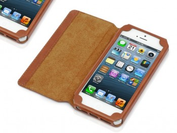 KAVAJ Dallas (Cognac) per iPhone 5