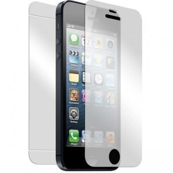 Puro Set Pellicole Fronte/Retro per iPhone 5