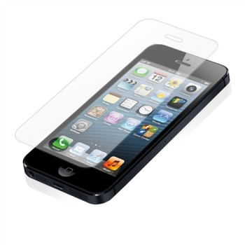 Pellicola in vetro temperato per iPhone 5
