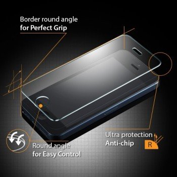 Screen protector in vetro temperato (Spigen GLAS.tR)