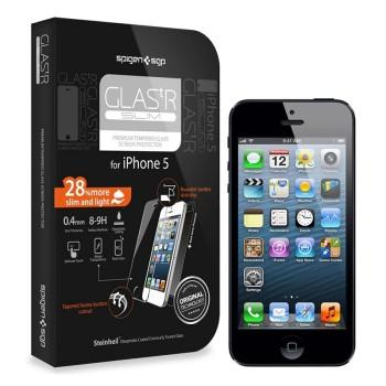 Spigen SGP GLAS.tR SLIM iPhone 5