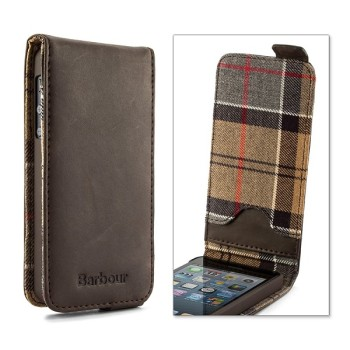 Proporta Barbour Flip Case per iPhone 5