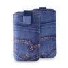 Puro custodia universale smartphone Jeans