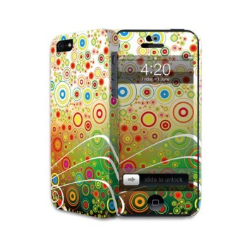 SQuag's Sparkling Cover + Skin iPhone 5/5S