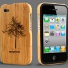 GroveMade in Bamboo per iPhone 4
