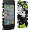 Proporta Ben Allen Zebra Hard Shell per iPhone 4