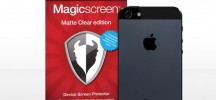 MediaDevil MagicScreen Back Protector iPhone 5